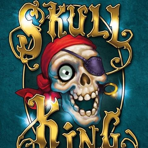 Skull King Cover