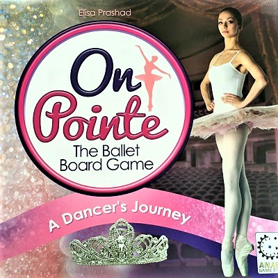On Pointe - Cover
