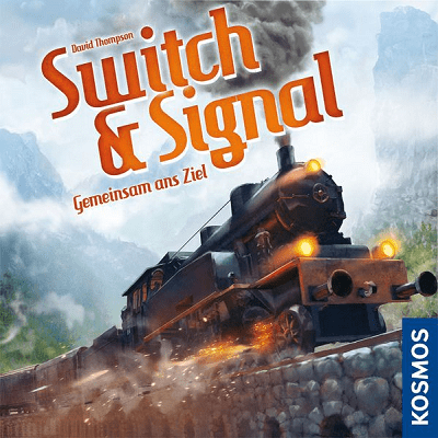 Switch & Signal - Cover